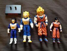 Goku & S.S. Vegeta Dragon Ball Z Figuras 2001 Irwin 3-4 in
