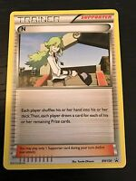 POKEMON TCG: 1X N BW100 -  BLACK STAR PROMO CARD NON-HOLO NM (105/124)