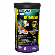 2 Piece JBL Propond Summer S, 2 X 0,34kg, Summer Food for Small Koi 15-35 CM