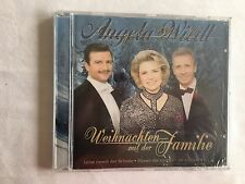 CD Angela Wiedl Weihnachten mit der Familie /neu