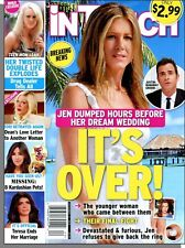 In Touch Weekly - 2014, November 3 - Jennifer Dumped Before Her Dream Wedding!