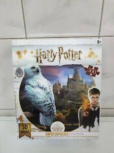 Harry Potter Jigsaw Puzzle 300 Pieces 3D effect 6 years plus Hogwarts children