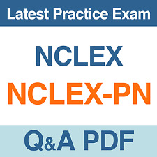 NCLEX Practice Test National Council Licensure Examination NCLEX-PN Exam Q&A PDF