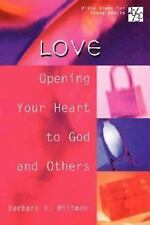 20/30 Bible Study for Young Adults Love: Opening Your Heart to God and Others