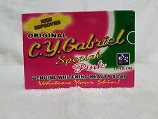 Original C.Y. GABRIEL SPECIAL PINK Whitening Soap-135g - DISCOUNT on LOT BUYING