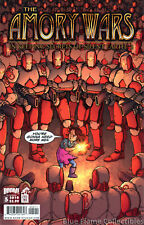 The Amory Wars (2010) #5 NM