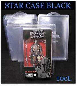 Star Case Black Made to Protect Star Wars Black & Archive Series Lot of 10