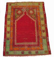 A Good Antique Turkish Prayer Rug