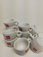 Tazzine Illy caffé espresso porcellana con piattino cup collection bar ipa