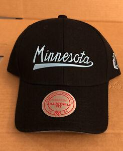 Minnesota United FC Mitchell & Ness Adjustable Snapback Hat Cap FlatBill MLS🔥