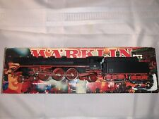 Marklin HO #3085 DB Br 003 Steam Lok Digitized