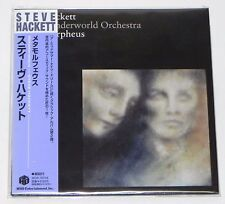 STEVE HACKETT / Metamorpheus JAPAN CD Mini LP w/OBI IECP-10112 - GENESIS - NEW!!