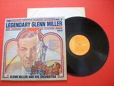 The Legendary Glenn Miller - UK Vinyl LP Vol 2. RCA  LFM1 7501 MONO M-/EX+