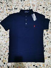 Polo Ralph Lauren Uomo Blu S Slim Fit