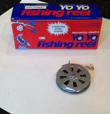 Mechanical Fisher's Automatic Yo Yo Fishing Reel Camping Survival Preparedness