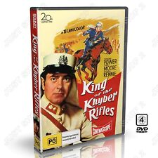 King of the Khyber Rifles (1953) : Tyrone Power : New DVD
