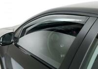 Front Wind Deflectors /Rain Guards Gray for HYUNDAI COUPE >1992 2DOORS