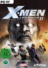 X-MEN LEGENDS 2-Rise of Apocalypse Per PC Nuovo/Scatola Originale