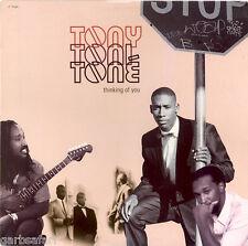 Tony Toni Tone Thinking of You Remix CD 3trk Fitch Bros Club Radio 1997 USA New