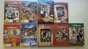 The Waltons DVD Seasons 1, 2, 3, 4, 5, 6, 8, 9 and Movie Collection