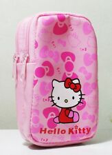 Hello Kitty Digital Camera Pouch Bag Case For Canon Nikon Sony Fujifilm Digicam