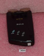 Solo Escort Radar Detector.