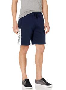 Hurley Women's Onshore Fleece Sweat Short Sz XL NAVY NWT