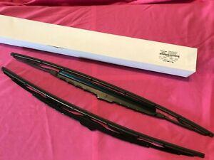 1996 to 2013 Porsche 911 Boxster Cayman Windshield Wiper Blades ~ NEW ~ 99662890