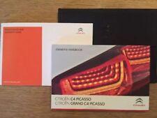 Manuals/Handbooks C4 2015 Car Owner & Operator Manuals