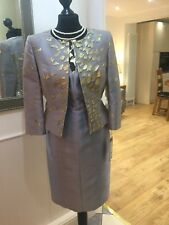GABRIELA SANCHEZ , Special Occasion Dress/Jacket Suit. Size UK 12, NEW