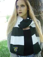 Harry Potter inspired slytherin scarf
