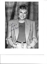 Anne Murray-- signed photo-22 -COA