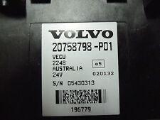 VOLVO VECU control unit, 20453544, 20442587, 20538393, 20554486, 20758798