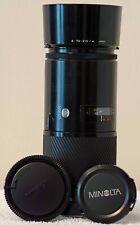 Minolta AF 75-300mm f4.5-5.6 (Original Big Beer Can)