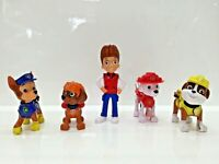 Paw Patrol 10cm Action Figures Pack Rescue Team Pack of 5 Figures Playset