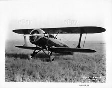 VINTAGE AIRCRAFT PHOTO LAIRD LC-R 300 TAIL 10591 LC-RW300 SPEEDWING RACING PLANE