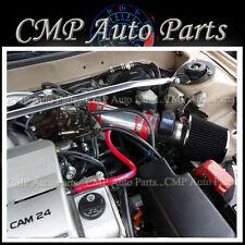 RED & BLACK AIR INTAKE KIT FIT 1994-1996 TOYOTA CAMRY LEXUS ES300 3.0L V6 ENGINE