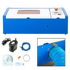 40W CO2 Laser Graviermaschine USB Graveur Neueste Gravurmaschine 300 x 200 mm