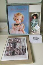 Madame Alexander Doll ~ An American Legend LMT Edition Deluxe Book & Doll ~