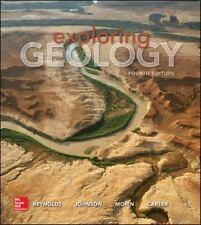 Exploring Geology (2nd Edition) by Julia Johnson, Chuck Carter, Paul Morin....