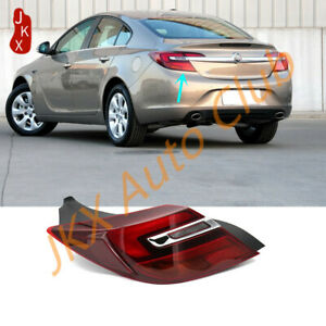 LH Driver Outer Tail Light Brake Lamp Assembly o Fit For Buick Regal 2014-2017