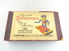 alter Kosmos Elektromann Baukasten von 1936 in OVP #298