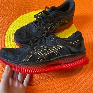 Asics Metaride Flytefoam Red Black Trainer EU41.5