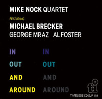 MIKE NOCK-IN OUT AND AROUND-JAPAN CD Ltd/Ed B57