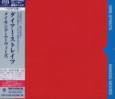 SHM SACD  UIGY-9636  DIRE STRAITS  MAKING MOVIES JAPAN real 2 channel SACD