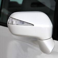 Side Mirror for 06-12 Honda Civic White Cover Power Signal Lamp 5pin Passenger R
