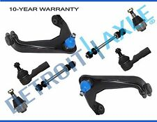 Front Upper Control Arm Tie Rod Sway Bar Kit for Chevy Silverado and GMC Sierra