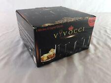 Vivocci Unbreakable Tritan Plastic Rocks 12.5 oz Whiskey & Double Old Fashioned