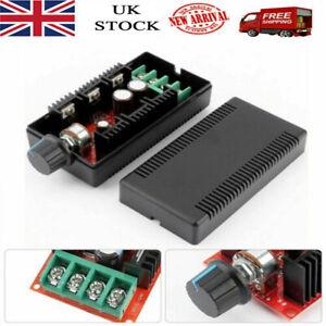 12V 24V 48V 40A DC Motor Speed Control PWM HHO RC Controller 2000W MAX 9-50V UK~