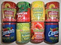 8 Twang Twangerz Flavored Salt Snack, Clamato Lime Pickle Mango Chili Sriracha